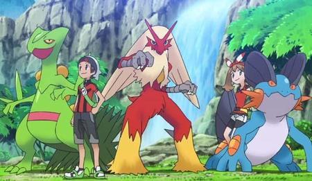 Pokémon Ruby & Sapphire nos presenta una animación clásica a pocos días de su lanzamiento