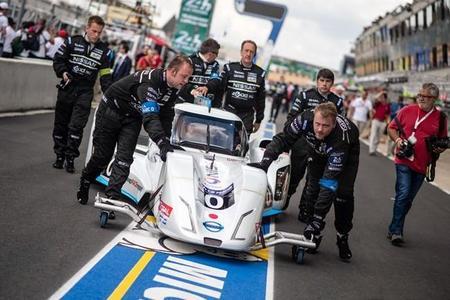 24 Horas de Le Mans 2014: Lucas Ordóñez se quedó con la miel en los labios