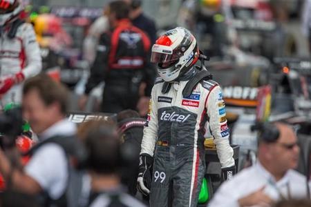 Adrian Sutil no se arrepiente de haber firmado por Sauber