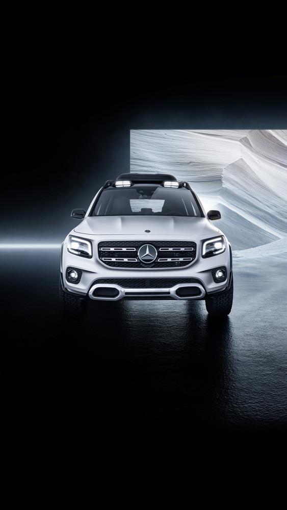 Foto de Mercedes-Benz GLB Concept (20/26)