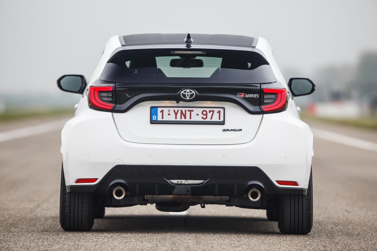 Foto de Toyota GR Yaris (Presentación)q (81/195)