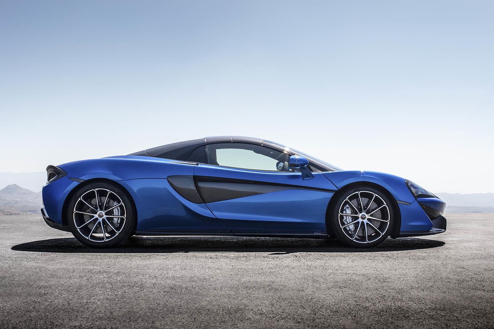 Foto de McLaren 570S Spider (15/31)