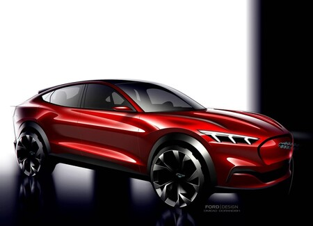 Ford Mustang Mach E Suv Compacto 6