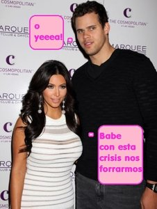 El matrimonio Kardashian en el punto de mira, Kim y Kris a la gresca