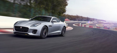 Jaguar F-Type 2018 400 Sport