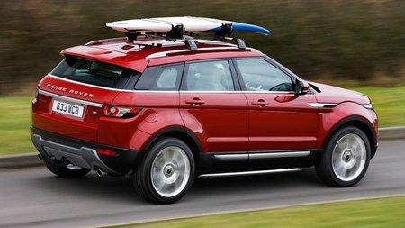 Range Rover Evoque, desde 33.600 euros