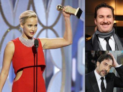 Jennifer Lawrence y Javier Bardem, pareja en apuros a las órdenes de Darren Aronofsky