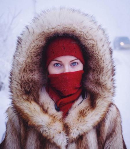 Así es vivir en el lugar más frío del mundo