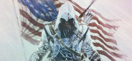 'Assassin's Creed III', primera imagen promocional con el personaje del juego