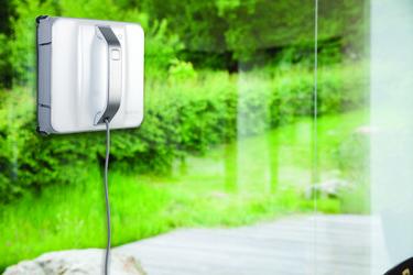 Si tu también odias limpiar ventanas, el robot W850 quiere hacerlo por ti