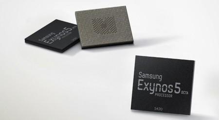 Samsung Exynos 5 Octa podrá usar sus ocho núcleos a la vez, a finales de año