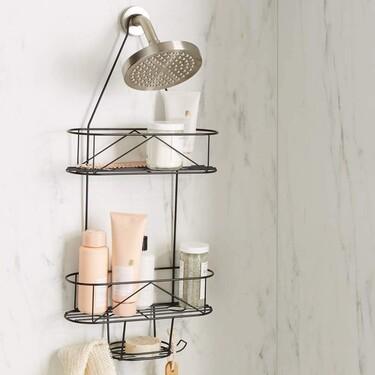 27 accesorios indispensables para mantener el cuarto de baño ordenado (y algunos están rebajados)
