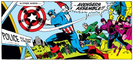 Avengers 45 Don Heck