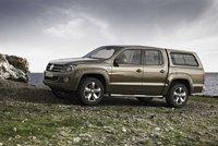 Volkswagen Amarok con techo duro, ya a la venta en España
