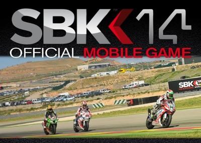 SBK14, el juego oficial de Superbike aparece tarde en Google Play