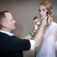 El maquillaje del último desfile Dior para la próxima primavera creado por Peter Philips