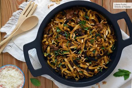 Paseo por la gastronomía de la red: recetas para disfrutar de un suculento plato de pasta
