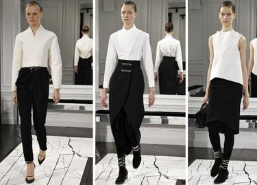 Balenciaga Otoño-Invierno 2013/2014: Alexander Wang se estrena en la firma, y su colección es más que aceptable