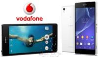 Precios Sony Xperia Z2 con Vodafone y pulsera Smartband SWR10 de regalo