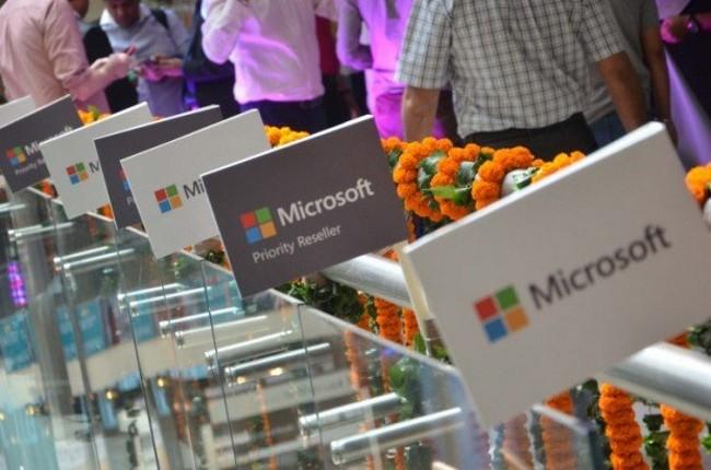 Microsoft Priority Reseller