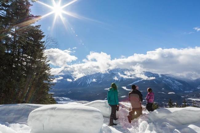 Parques Nacionales Canada Pases Gratis