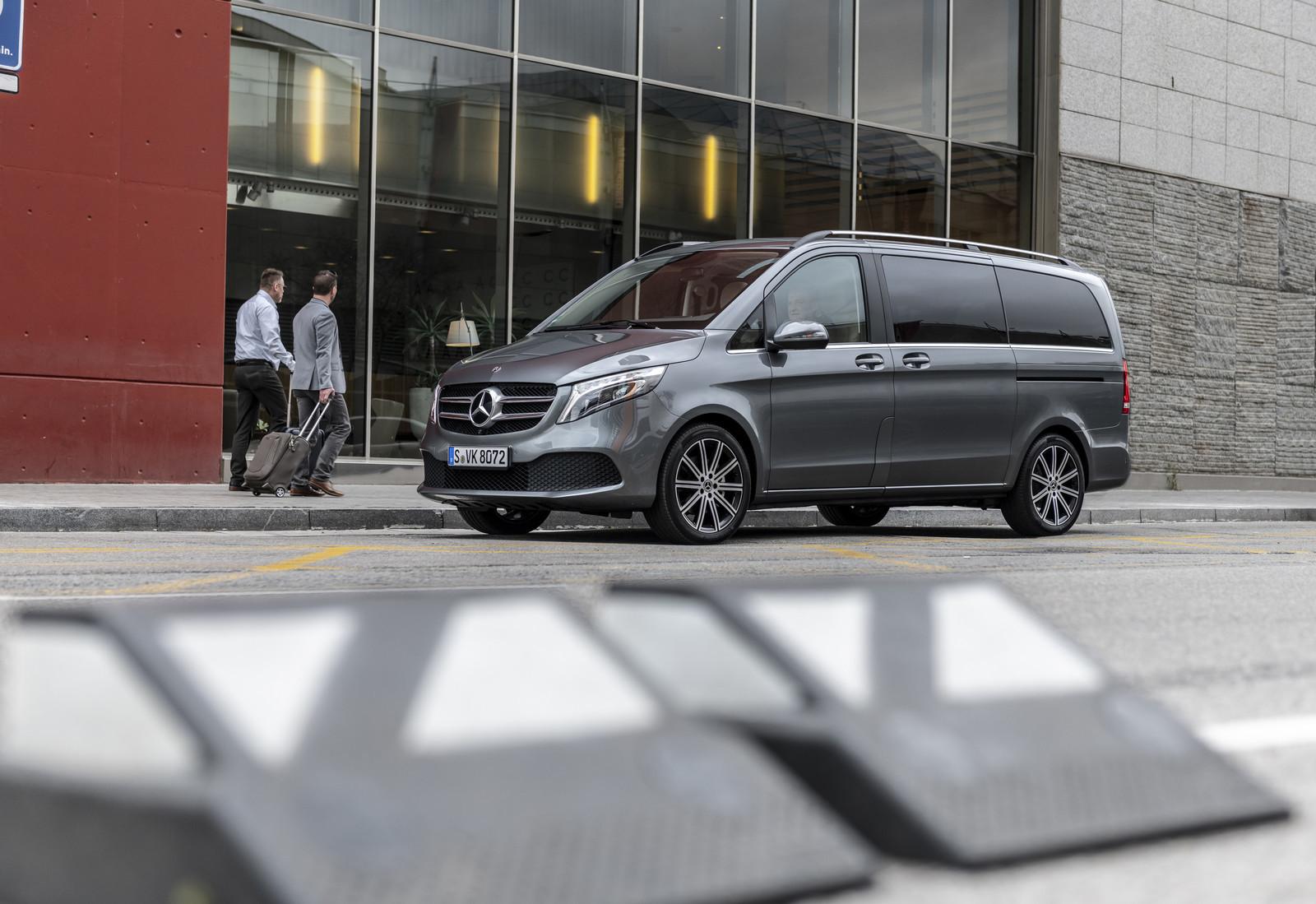 Foto de Mercedes-Benz Clase V 2019 (32/92)