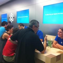 Foto 72 de 93 de la galería inauguracion-apple-store-la-maquinista en Applesfera