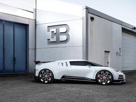 Bugatti Centodieci 1