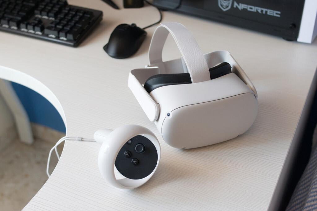 Oculus Quest 2: jugar a los juegos de PC sin cables será posible (de forma oficial) gracias a Oculus Air Link