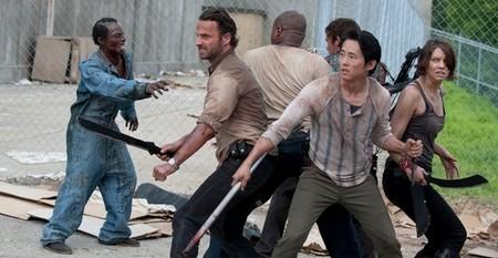 Neox estrena el próximo lunes la cuarta temporada de 'The Walking Dead' en abierto