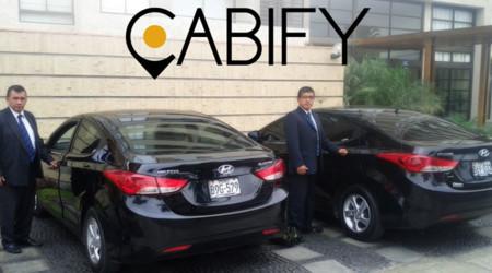 Cabify Header