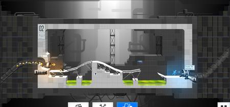 Bridge Constructor Portal: una divertida fusión de construcción de puentes con el mítico Portal