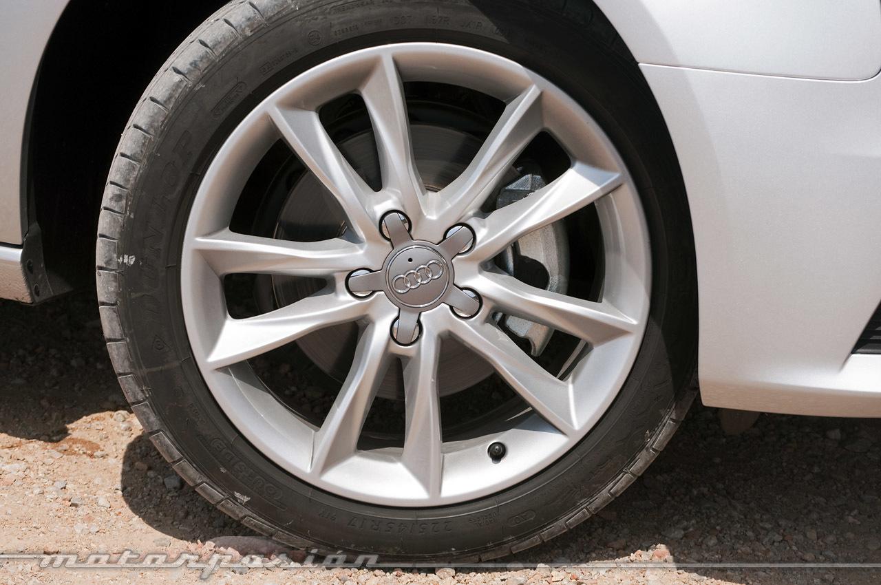 Foto de Audi A3 presentación (26/39)