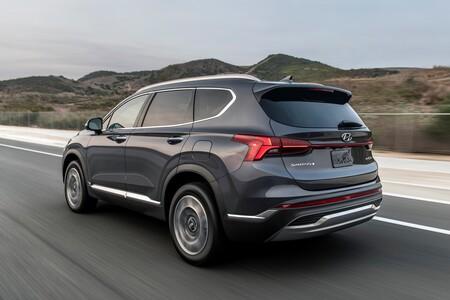 Hyundai Santa Fe 2022 Precio Mexico 2
