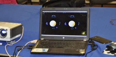 Politécnicos logran un viaje inmersivo al sistema solar