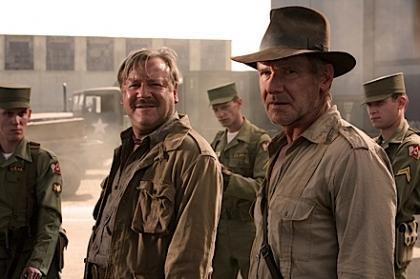 'Indiana Jones y el Reino de la Calavera de Cristal', puro entretenimiento