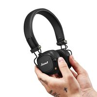 Major III Voice: Marshall trae a México sus audífonos compatibles con Google Assistant y con 60 horas de autonomía