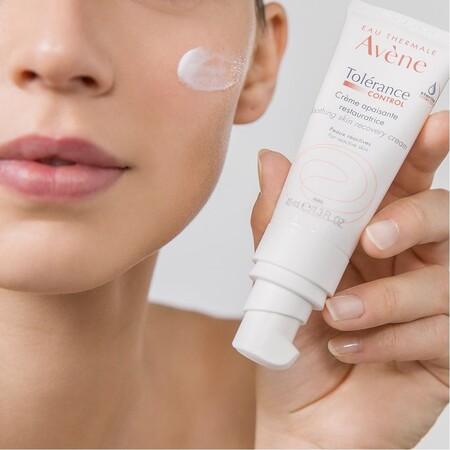 Con la crema Tolérance Control de Avène hemos conseguido que nuestra piel vuelva a estar hidratada y calmada incluso en los días que está más rebelde