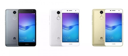 Huawei Enjoy 7 Plus: un phablet con 4.000 mAh de batería por 220€
