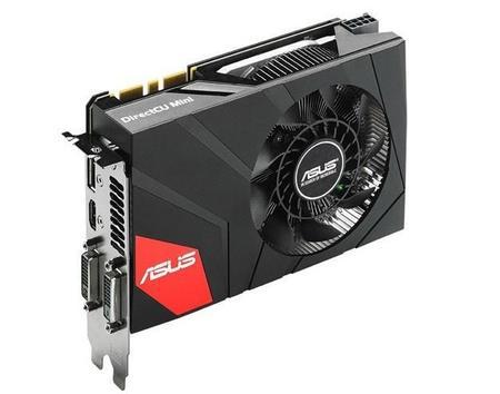 ASUS también prepara una GeForce GTX 970 con diseño mini-ITX