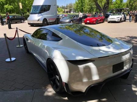 Tesla Roadster Prototipo 3