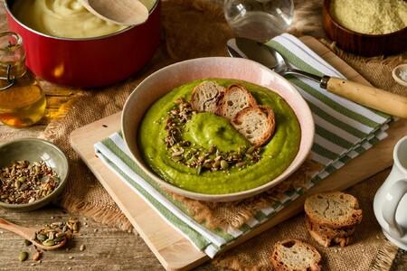 Puré de verduras con pollo: receta para un menú entero en un solo plato