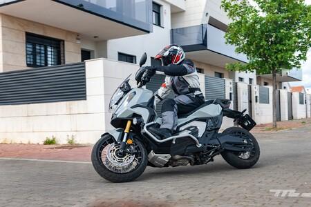 Honda X Adv 2021 Prueba 011