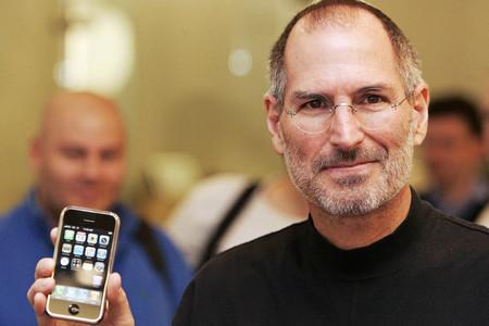 Steve Jobs caminar paseos