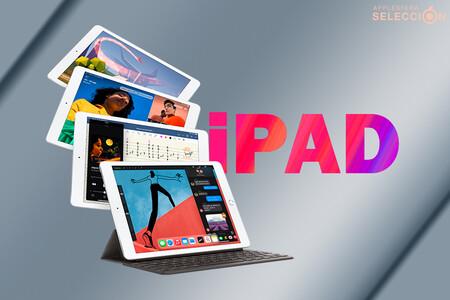 """Estrena tableta para el nuevo curso: iPad (2020) de 10,2"""" compatible con Apple Pencil por 349,99 euros en Amazon"""
