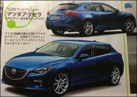 Posible Mazda3