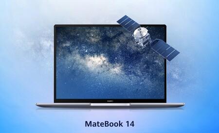 Huawei Matebook 14 en oferta por el Buen Fin 2020
