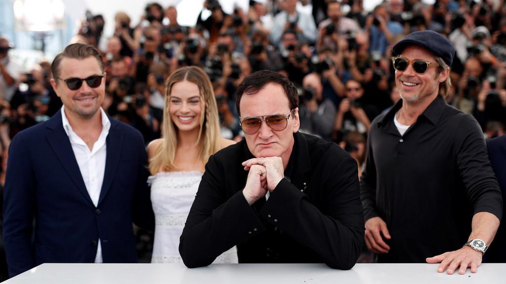 Tarantino confirma que ya piensa en dejar el cine tras 'Érase una vez en Hollywood':