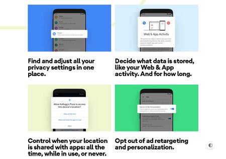 Android 10 Privacidad
