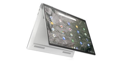 Hp Elite C1030 Chromebook Enterprise Feature Dancing Tent